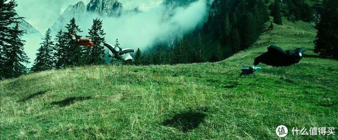 高潮连连的动作电影让你激爽过假期