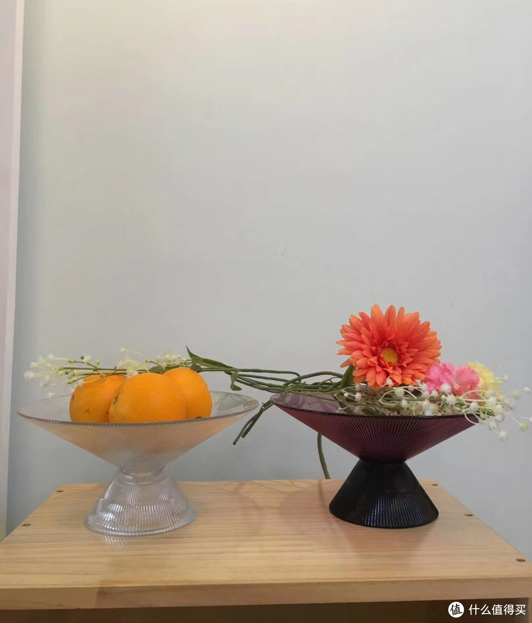 精湛的欧洲手工玻璃艺术花瓶 比花更美