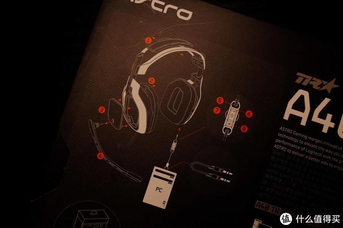 游戏耳机的经典之作—罗技(G)Astro A40体验