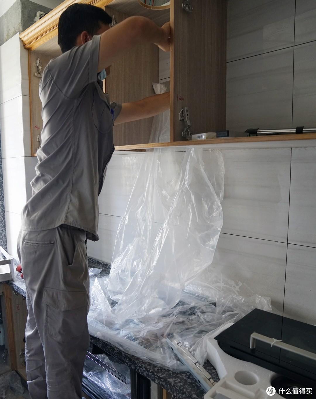 """从厨房变成""""家""""—方太集成烹饪中心安装全记录"""