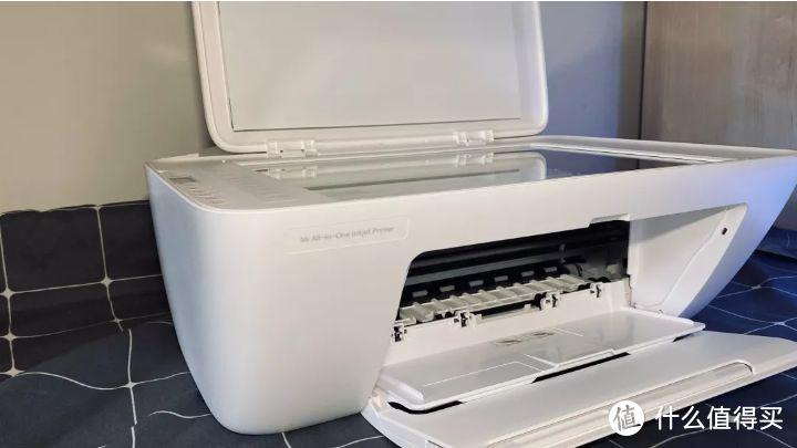 年轻人的第一台三合一打印机-小米米家喷墨打印一体机