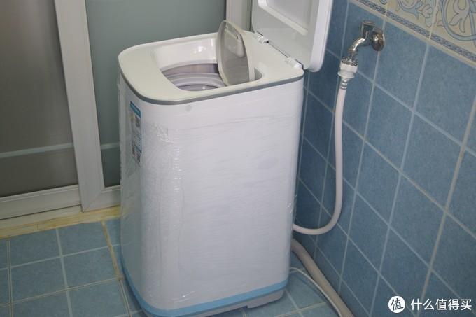 家人的健康,源自你的呵护,米家全自动迷你波轮洗衣机