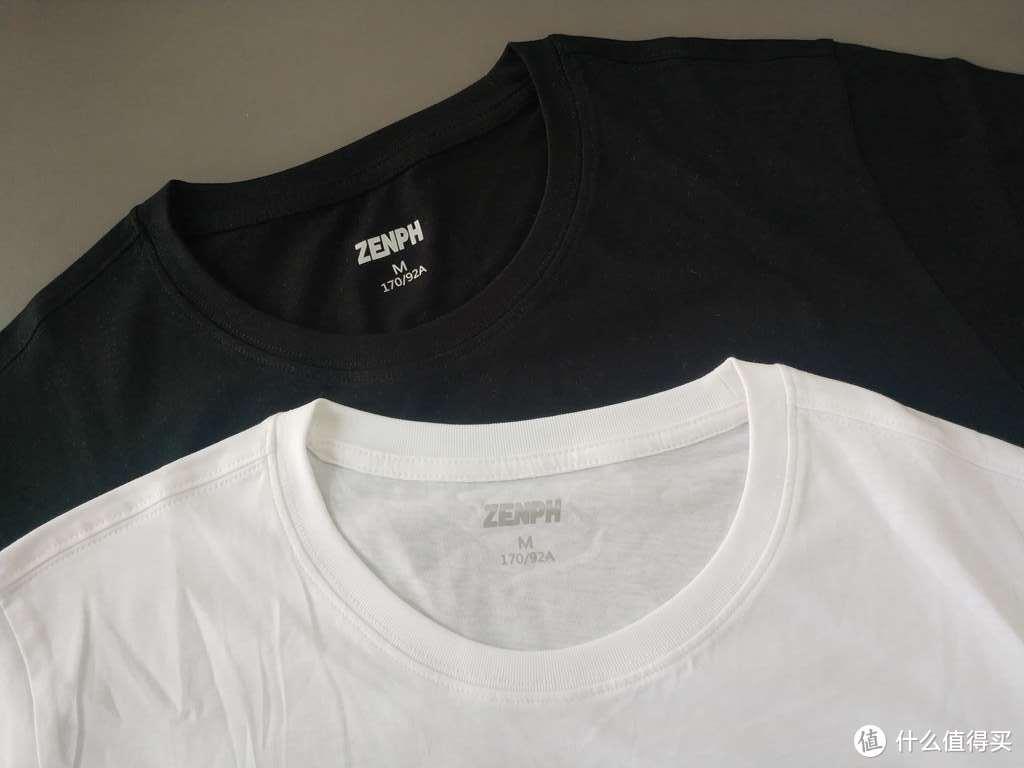 黑科技白菜价-早风杜邦抗菌除臭纯棉T恤体验