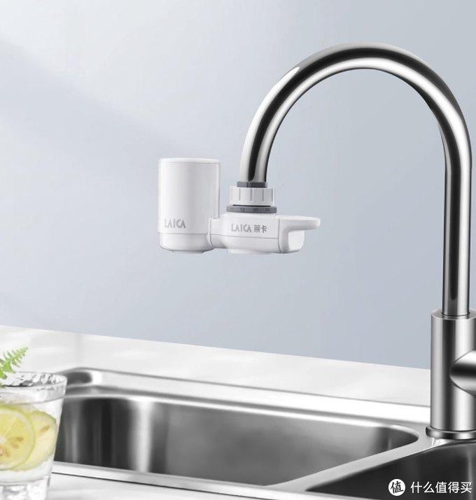 莱卡LAICA水龙头直饮净水器,新品售价168元起~