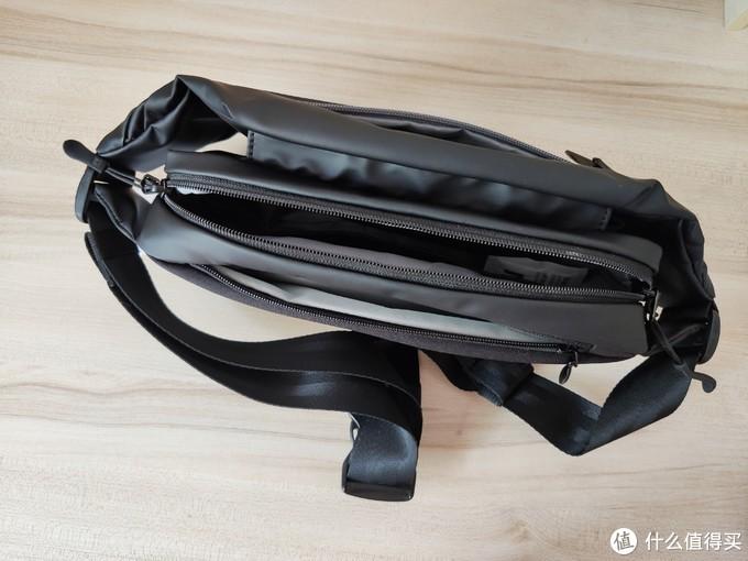 小身材大容量——小米多功能运动休闲胸包实测