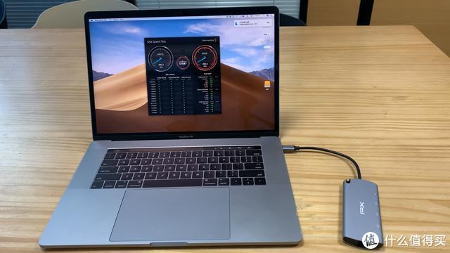 """2020新款扩展坞:一""""坞""""多用,可装固态硬盘,ARM Mac 笔记本专用"""