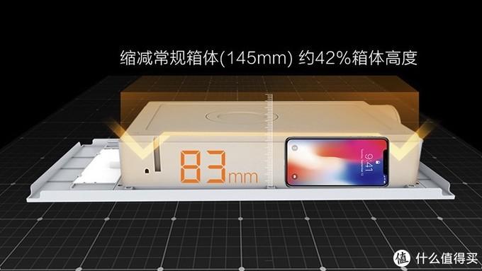 奥普智能升级纤薄箱体浴霸E261,新品到手799元送安装~