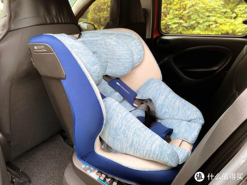 Osann欧颂ROY360安全座椅测评——新生儿必备德式旋转座椅!