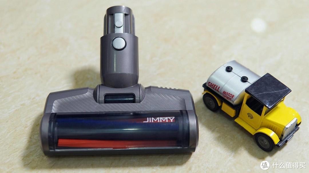 清洁好帮手,无线更自由,吉米上手把无线吸尘器A6体验