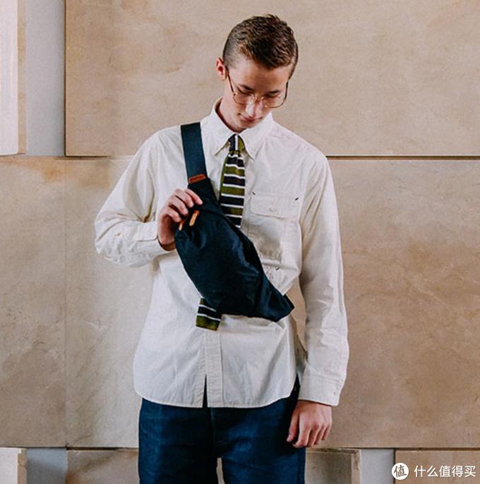 绅士范摆摊腰包——格里高利SNAP W3腰包