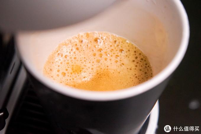 油脂并没有预想中的那么丰富,下次试试espresso看看