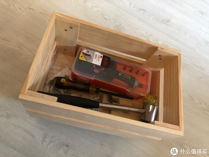自己DIY板条箱 大人的收纳神器 孩子的玩具