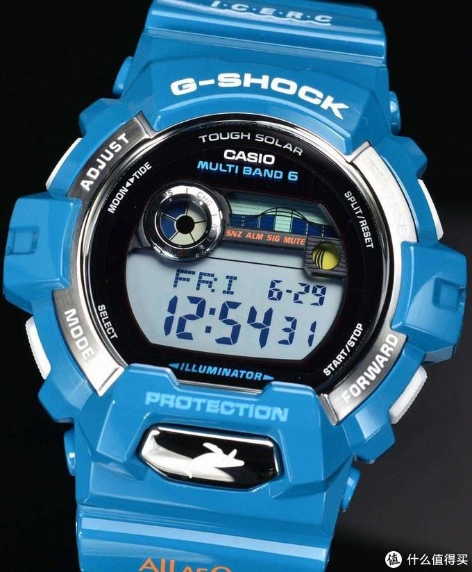 卡西欧G-shock豚鲸系列图鉴,附dw-9200K开箱