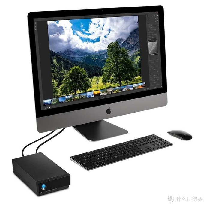 2800MB/s读取:LaCie莱斯发布1big Dock SSD Pro和1big Dock存储器