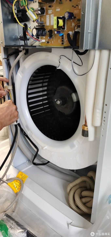 性价比很高的自住三室一厅全屋空调安装——格力空调、松下空调安装过程!
