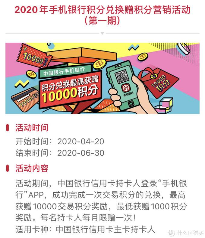 「中国银行信用卡」6000字分享我所知道的一切!