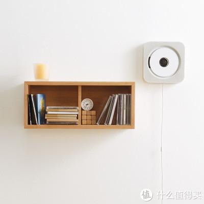 MUJI 壁挂式CD播放器