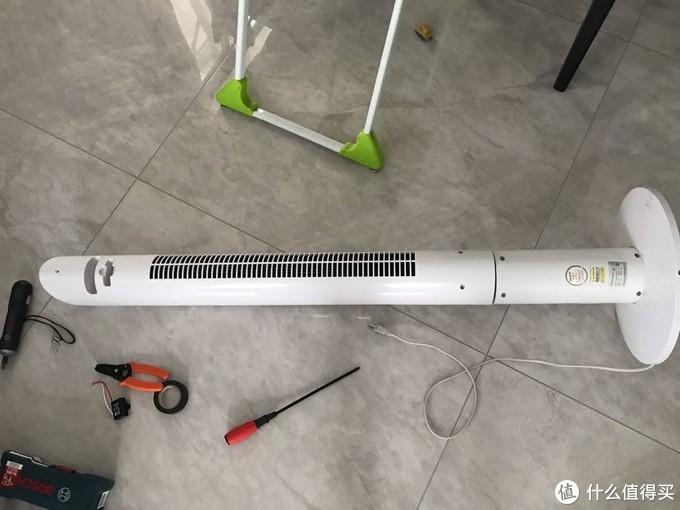 屌丝电风扇拆修记,成本1.8元,家用电风扇风力变小,原因极有可能是它!