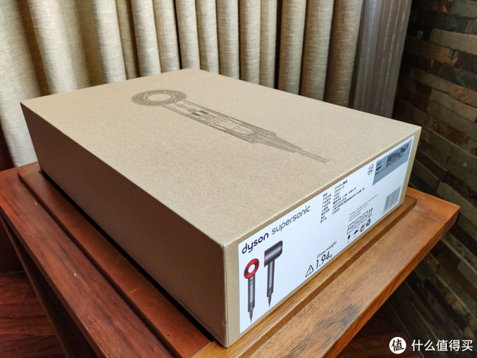 新入手戴森网红吹风机HD03,与我的松下NA98C PK一下