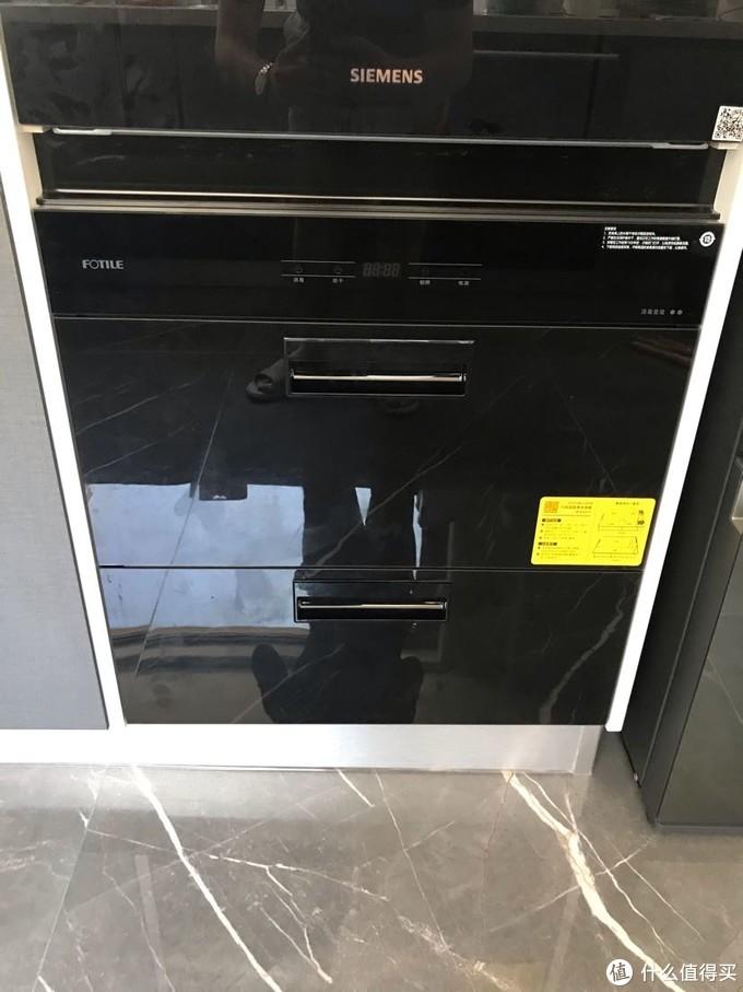 厨房大家电之方太消毒柜安装使用分享