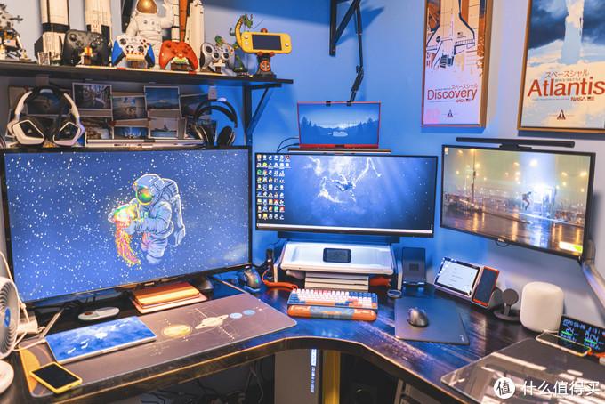 颜控+实用,Lancet的二十件数码桌面精选配件及外设推荐