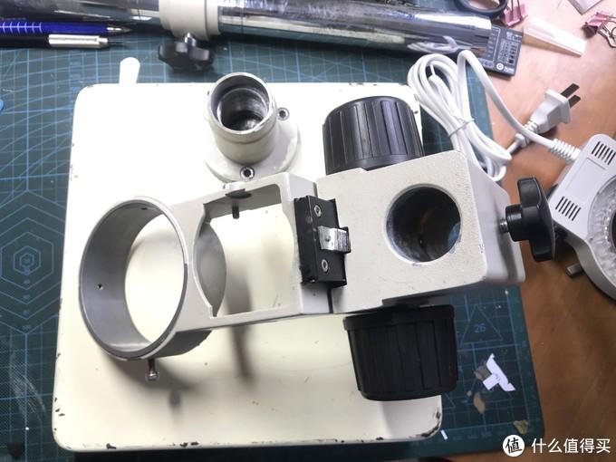 咸鱼捡垃圾攒一个体视显微镜