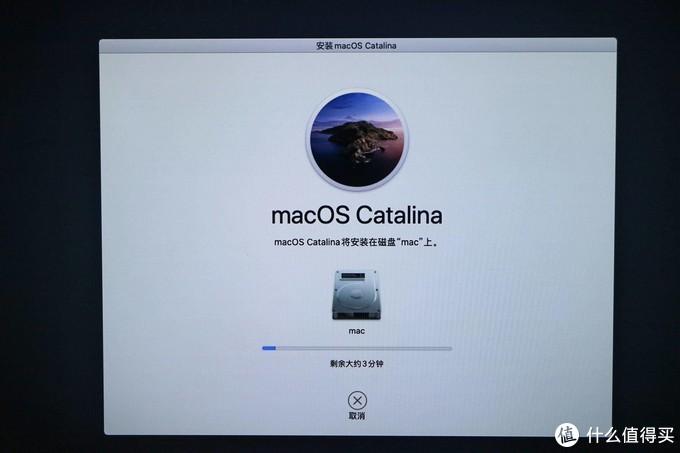 黑苹果,系统这样安装就够了