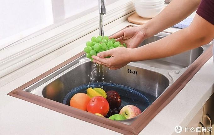学会这几点水槽清洁小技巧,保证干净卫生不堵塞~