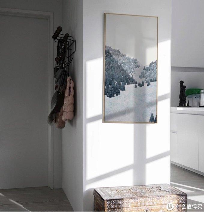 挂在玄关上的美好自然,二十四节气系列装饰画