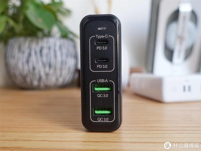 以实测数据为准,四款100W以上桌面充电器横向评测及购买建议