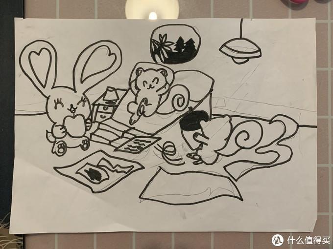 图书馆猿の《入学准备早教描红》简单晒