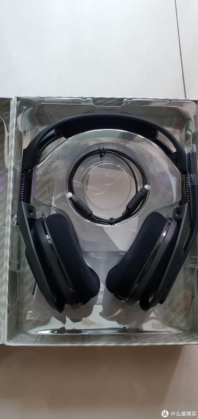 罗技 Astro A50简单开箱体验