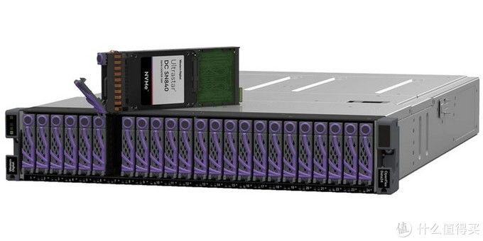 WD西数发布Ultrastar DC SN840 NVMe SSD固态硬盘:高耐用性、低延迟