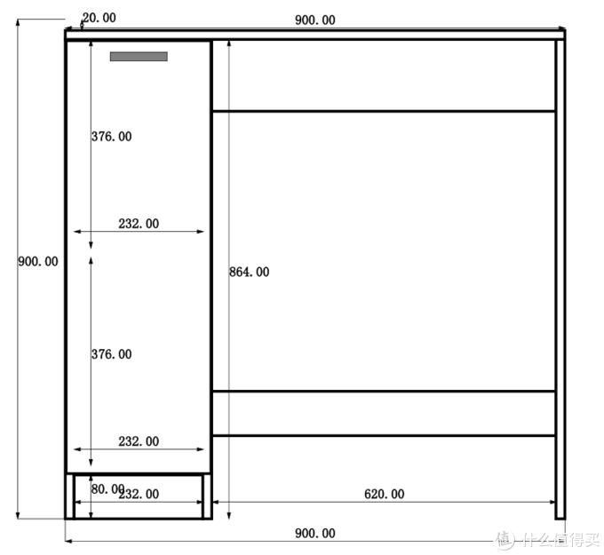 卖家提供的设计图纸