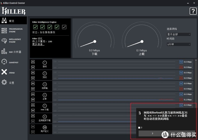 彻底抛弃网线,体验无线玩游戏的畅爽!Killer AX1650x无线网卡 深度评测