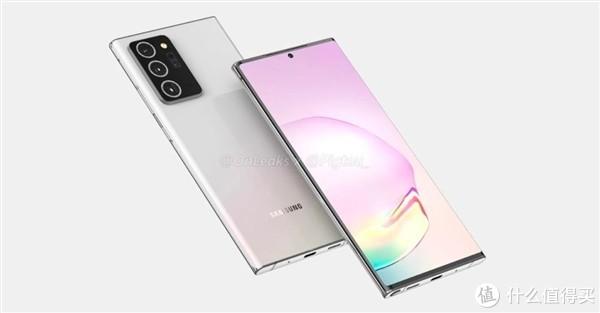 搭载骁龙865Plus,一亿像素 三星机皇Galaxy Note 20系列有望在8月面世