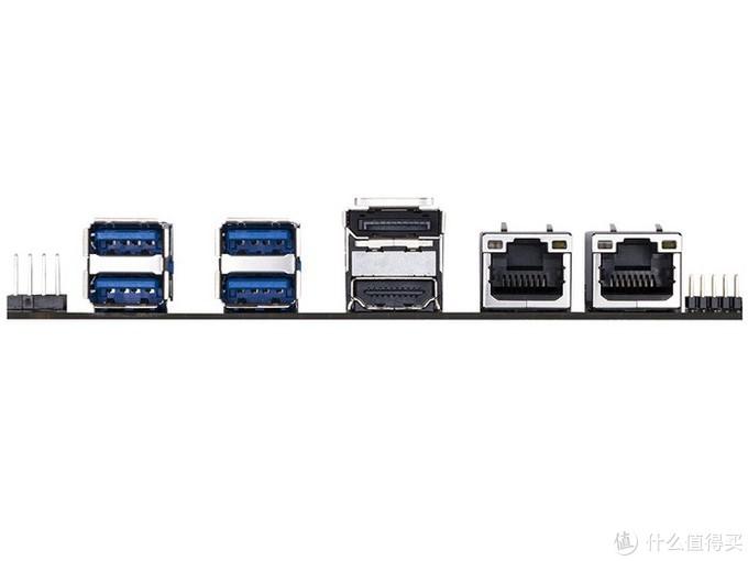 板载酷睿i7-7600U、双千兆:技嘉发布GA-SBC7600 SBC微型迷你主板