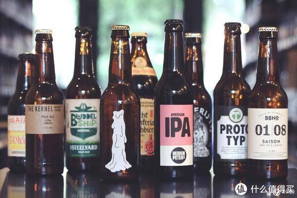 精酿新手入门!精酿基础知识、与工业啤酒的区别、多款初级精酿推荐、女士特别推荐,值得收藏!