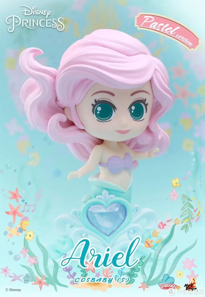 HOTTOYS迪士尼公主驾到!尚有粉彩版少女心大爆发!