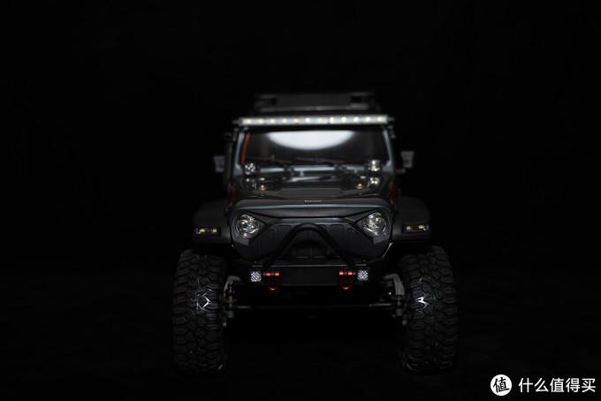 易控1/10 Jeep 牧马人JL+官方全金属升级件,仿真到极致的原厂1/10牧马人