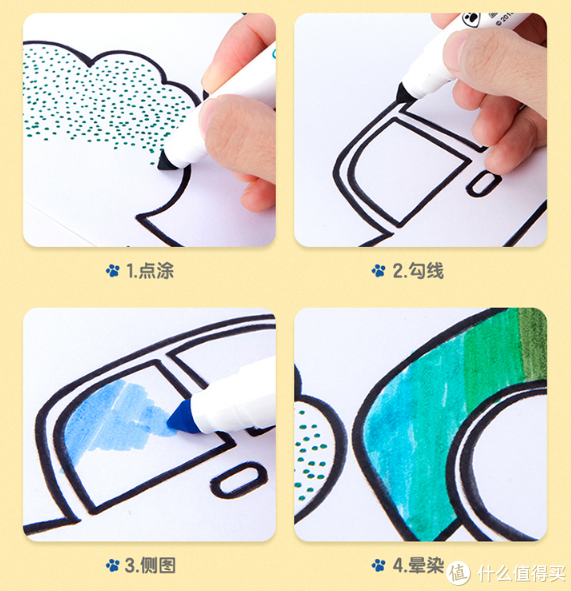 【万字总结】低至0元~儿童画笔画材清单请收好
