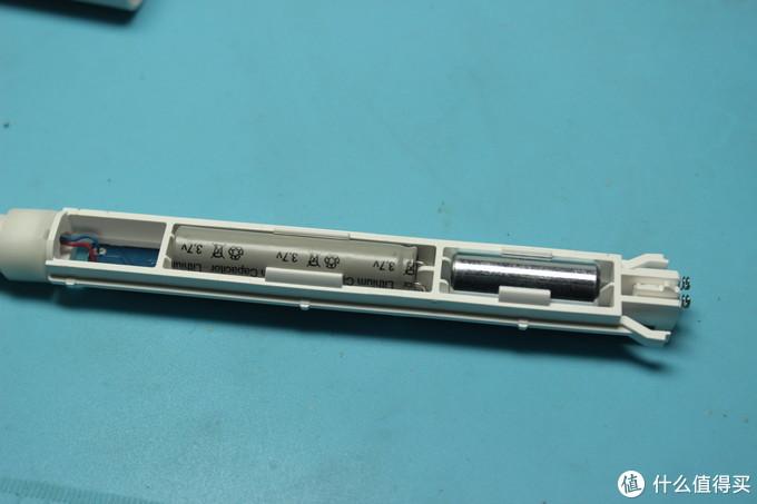 云洁高频声波电动牙刷评测--拆解对比小米T100