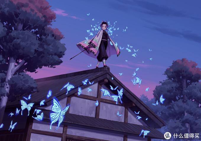 玩模总动员:Aoshima 青岛社 推出《鬼灭之刃》虫柱 蝴蝶忍1/7手办