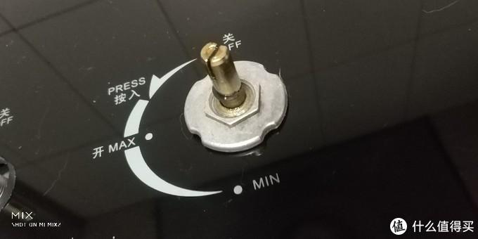 上旋钮干固定环