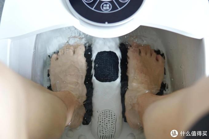 泡脚桶还有存在的必要么?蓓慈大白足浴盆使用体验