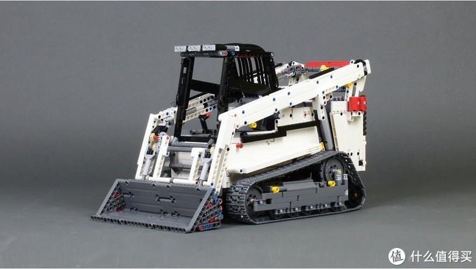 42100-利勃海尔挖掘机MOC款