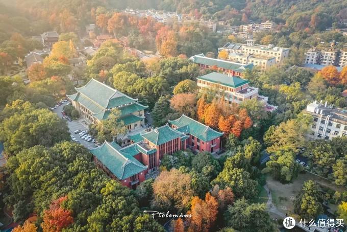 湖南大学老图书馆、大礼堂