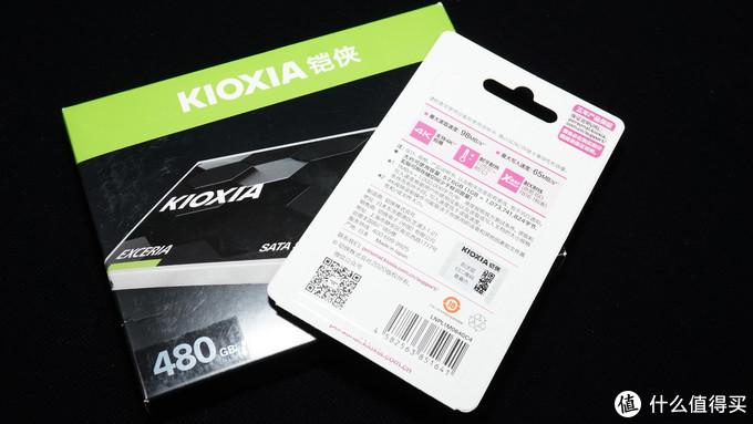 高温不掉速!铠侠(原东芝存储)EXCERIA PLUS 64GB SD卡