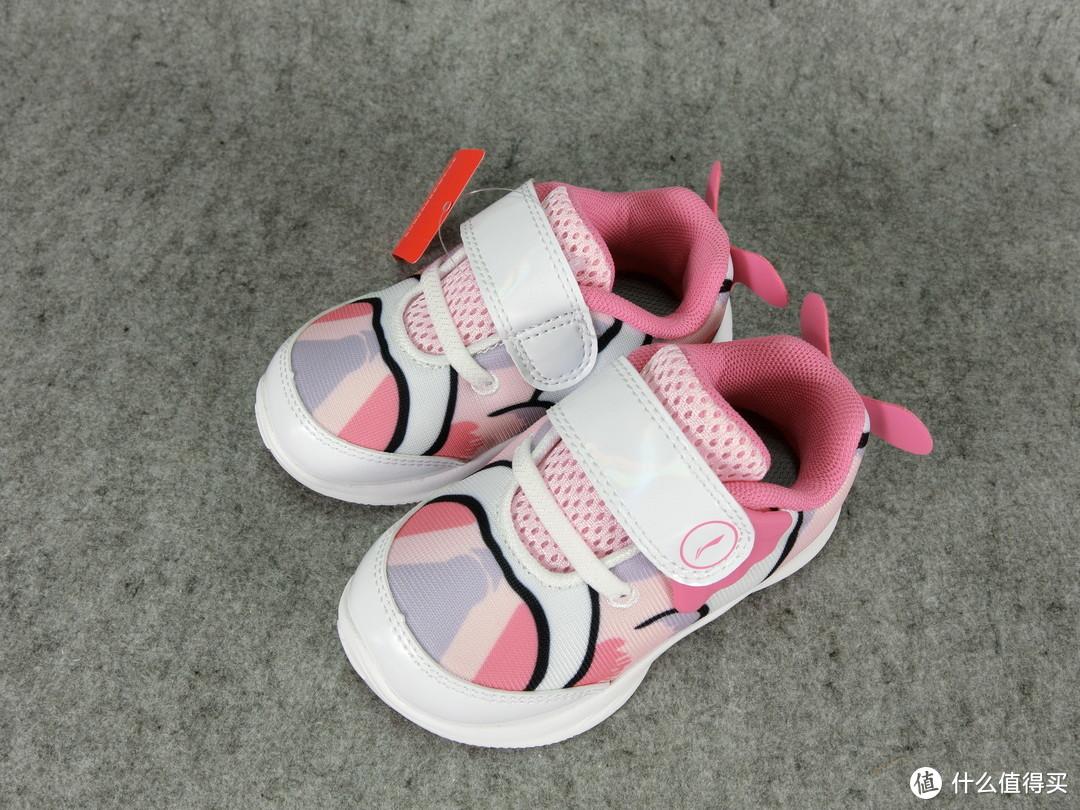 李宁 女童学步鞋&男童凉鞋 分享晒单