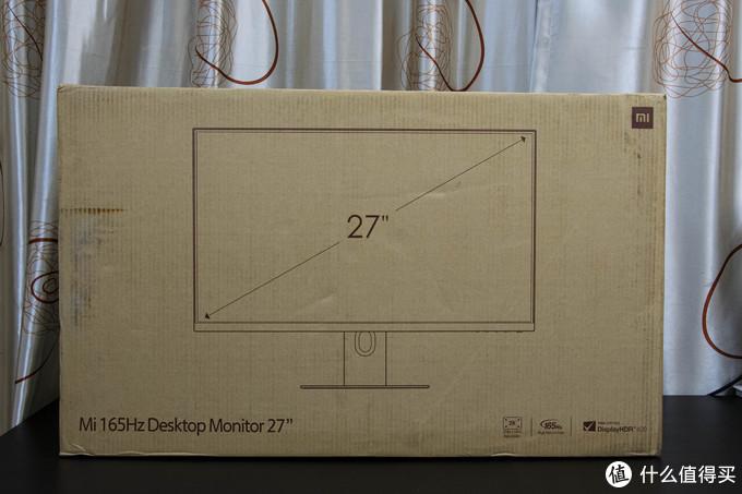 """市场""""搅局者""""出现,电竞新金刚---小米显示器27英寸 165Hz版评测"""
